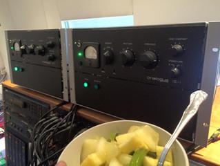 Double Mono at Sound Vision Studio!