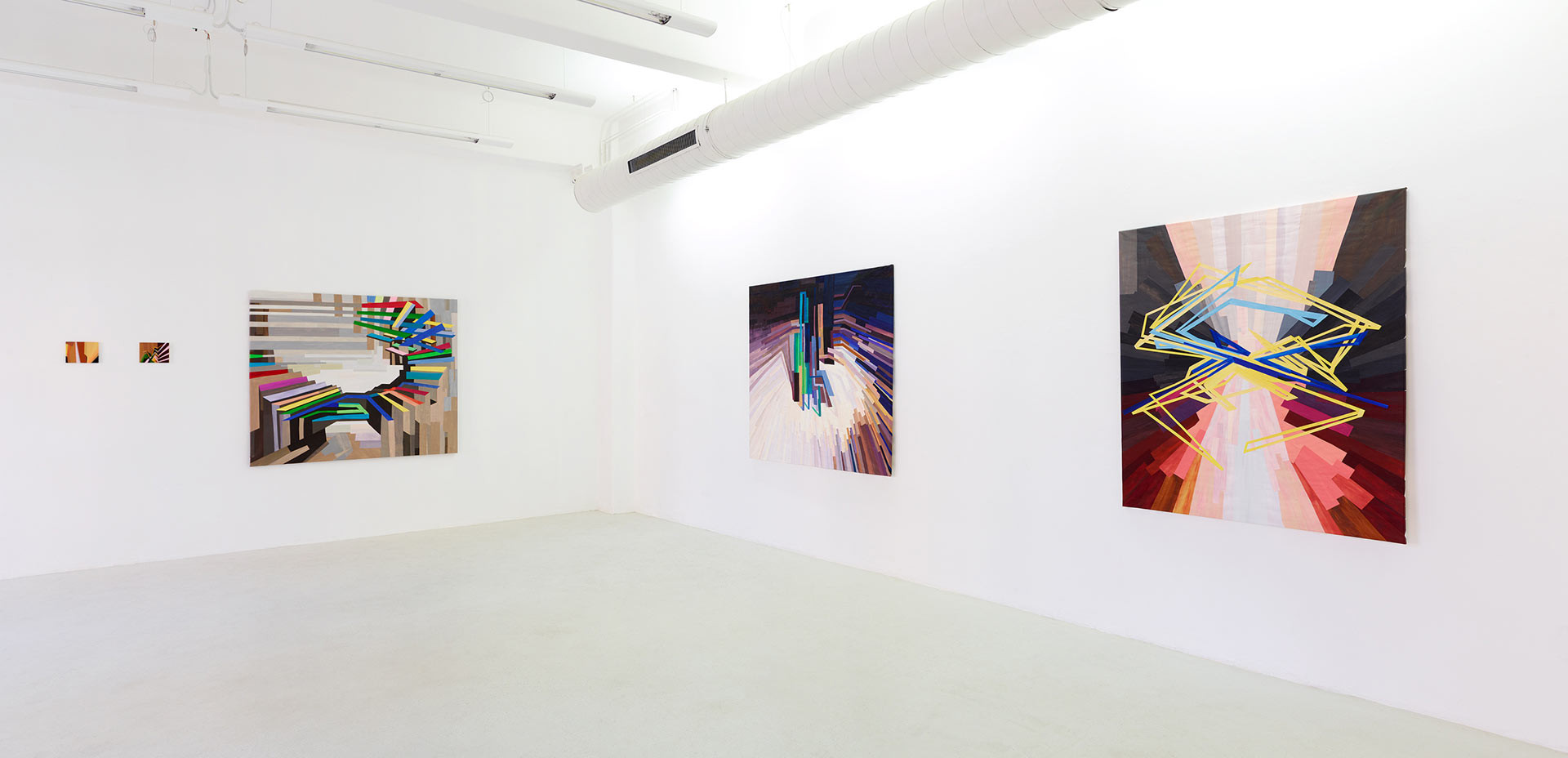 Ausstellungsansichten