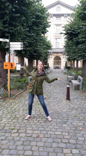 Fries and Fons Sapientiae - My Erasmus at KU Leuven