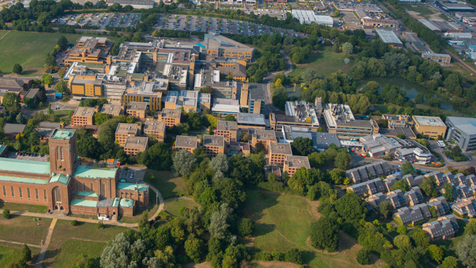 A Semester in Surrey
