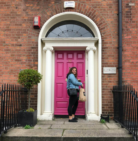 A Semester at Trinity College Dublin