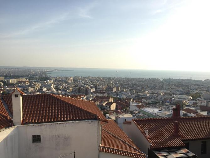 Aristotle University of Thessaloniki: October 2016 – January 2017