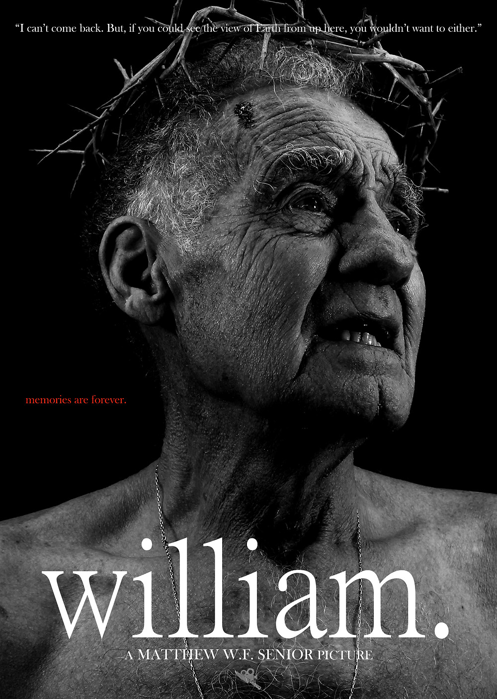 'william.' Official Poster (2019)