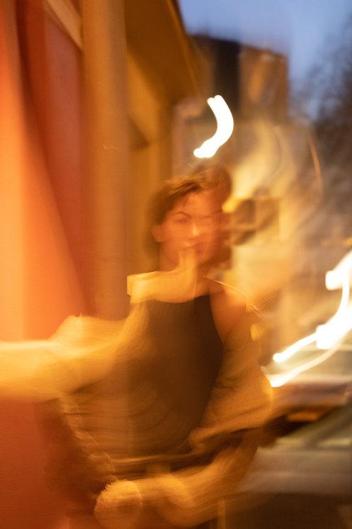 Lorine, captured by Sam Tordy   © UPSTREAM & NOT ENOUGH KNIFE, LTD.