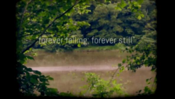 A still from Matthew W.F. Senior's short film 'free'. Stranded on an island, Gabriel islosing hs mind... | NOT ENOUGH KNIFE