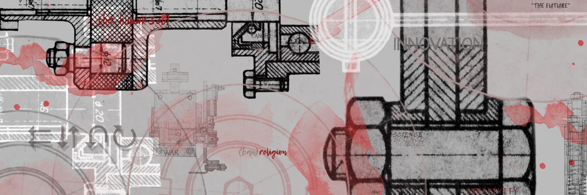 'Ruined Blueprint'
