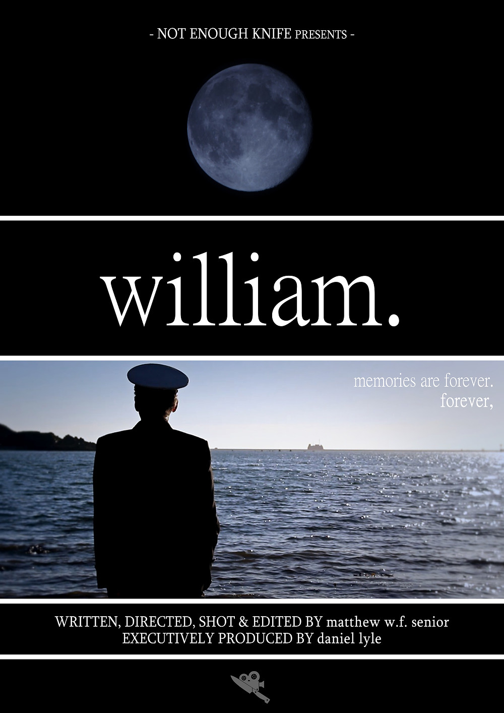 'william.' Official Poster (2017)
