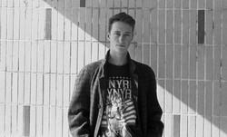 Sam Tordy, captured on 35mm film stock by Matthew W.F. Senior