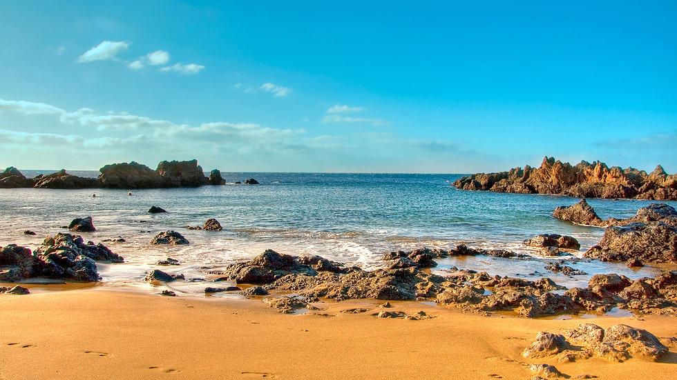 Il caldo di Lanzarote in inverno