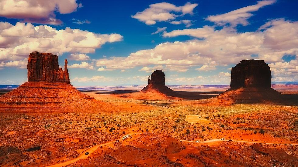 Ovest USA Tour - California, Arizona, Utah, Nevada - 14 notti