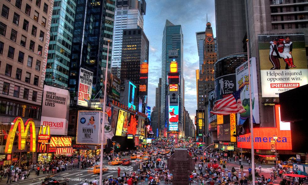 New York - dicembre - 5 notti