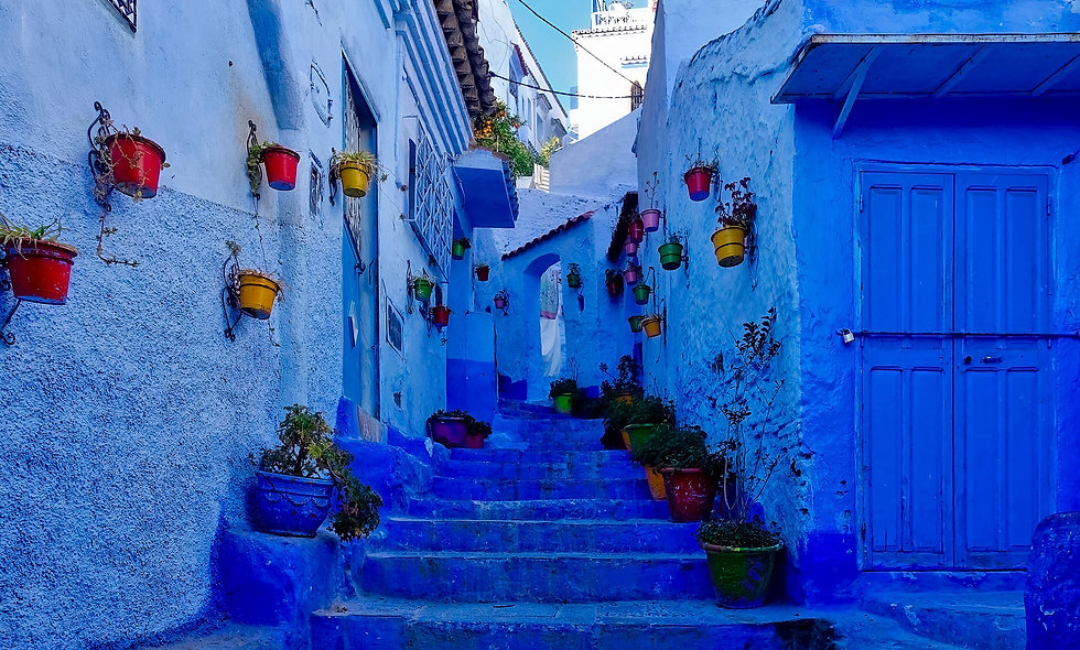 Tour del Marocco - Marzo 2020