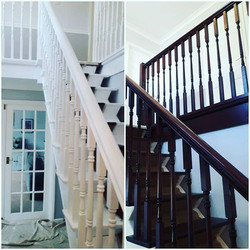 Staircase transformation!_From dark to l