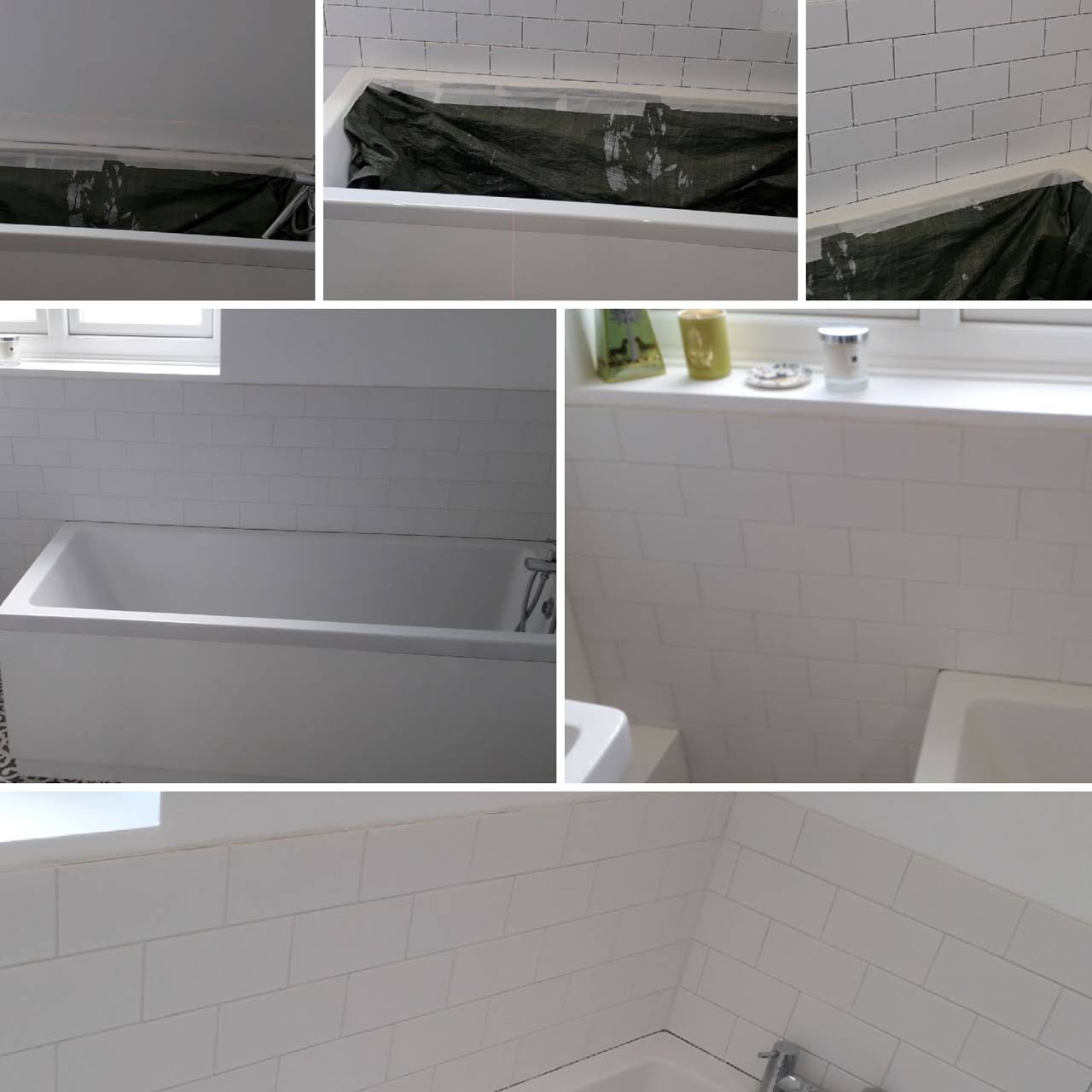 Bathroom tiled, JPH Interiors and Exteri