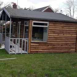 Summer house BEFORE