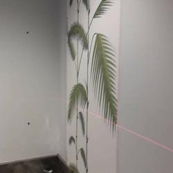 Cloakroom re decoration