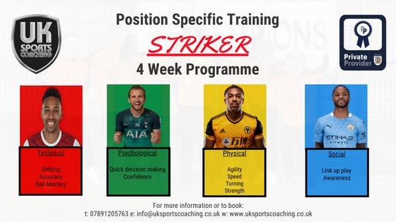 Striker sessions