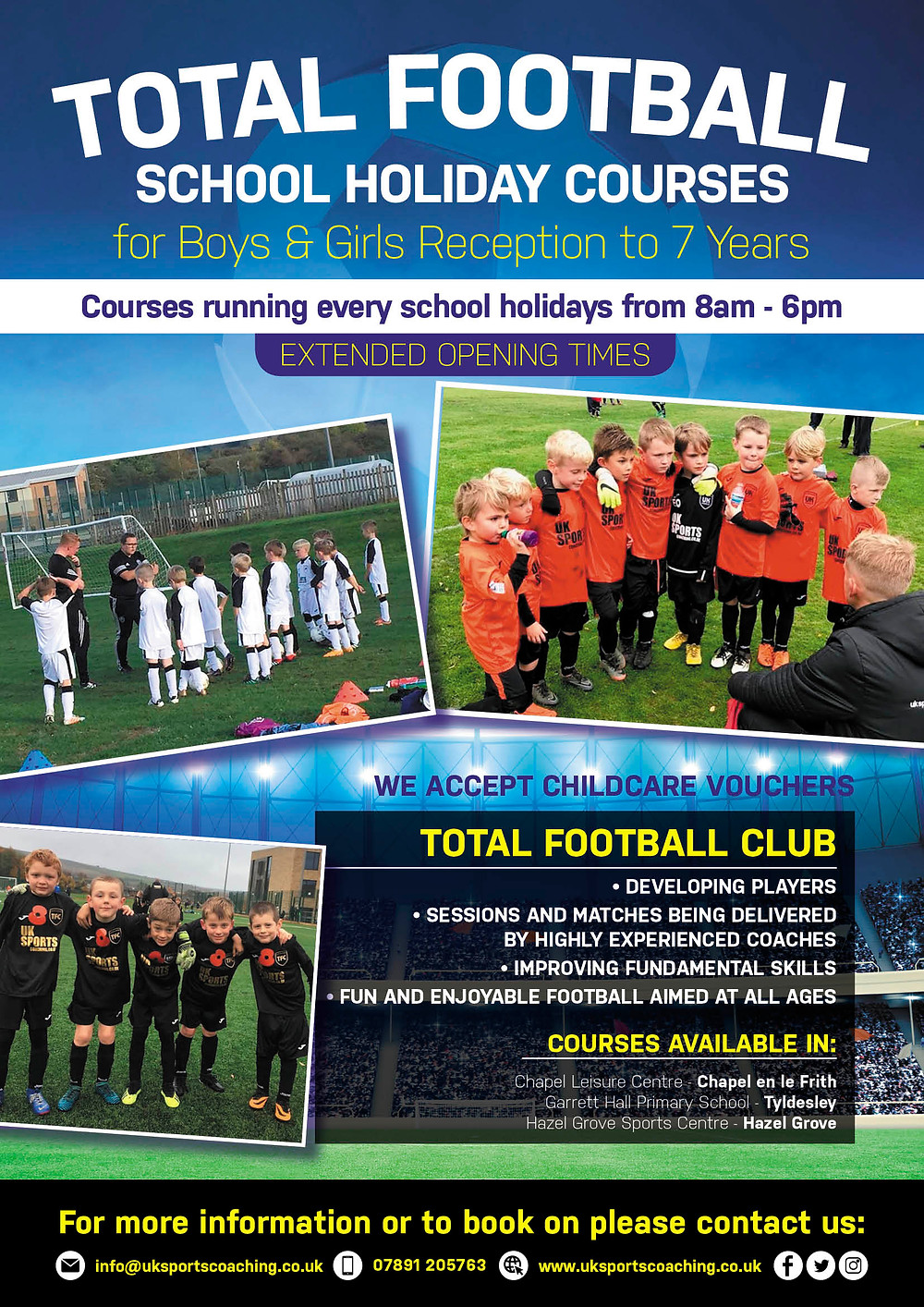 Total Football Camps