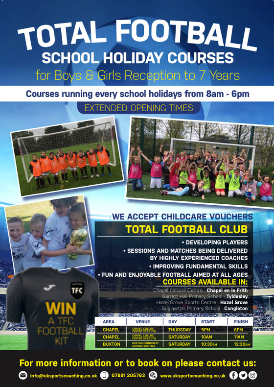 Feb half term holiday camps