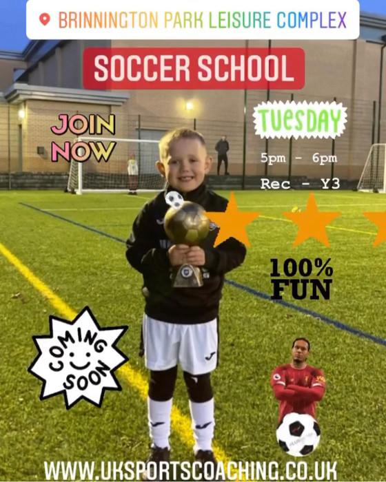 Soccer Schools for kids