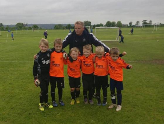 UK Sports FC - Academy