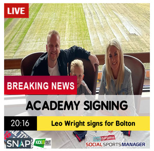 Wright signs for Bolton