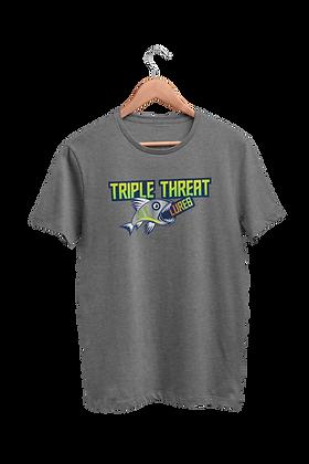 Triple Threat Logo 2 T-Shirt