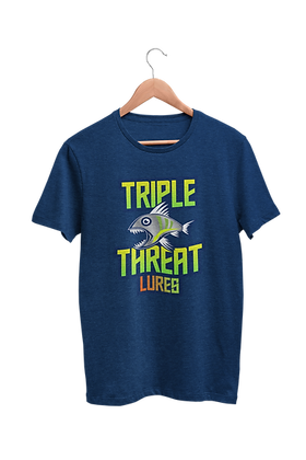 Triple Threat Logo 1 T-Shirt