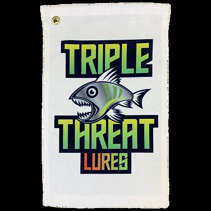 Triple Threat Boat Towel