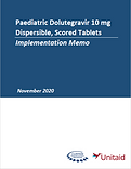 pDTG Implementation Memo Cover Page.png