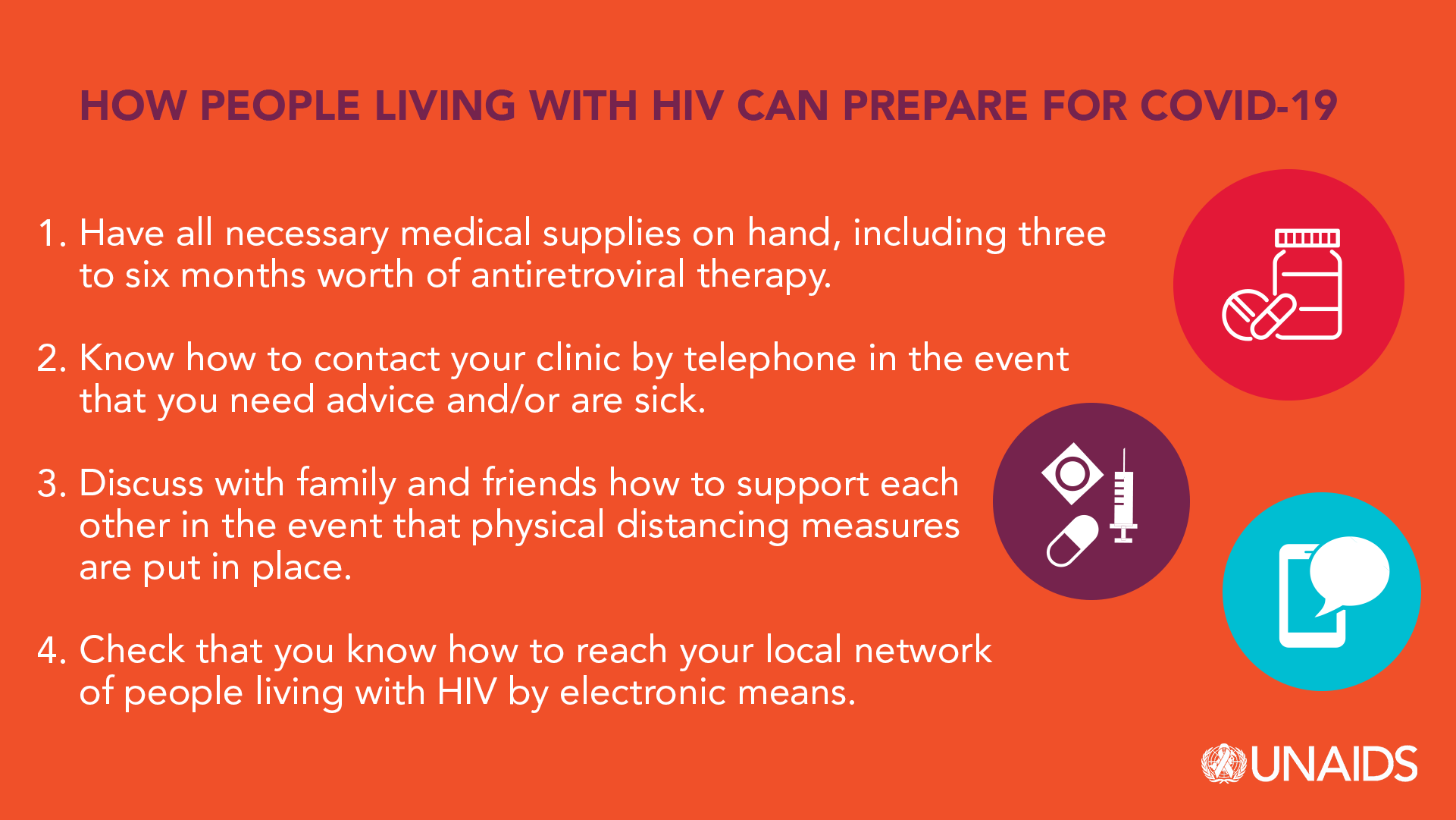 UNAIDS COVID-19_How PLHIV Can Prepare fo