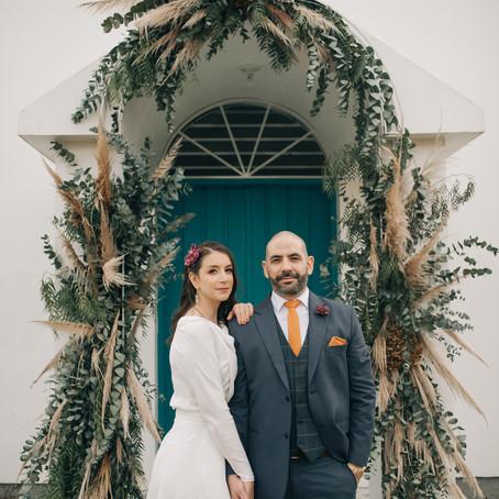 Mini Wedding na Serra Gaúcha Natália + Juan - {Camatti Eventos - Caxias do Sul/RS}