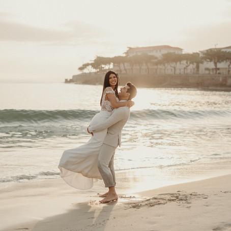 Elopement Wedding em Copacabana Jaque + Eduardo - {Rio de Janeiro/RJ}