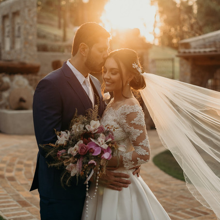 Casamento Karina + Maurício - {Ville La Rochelle - Jarinu/SP}