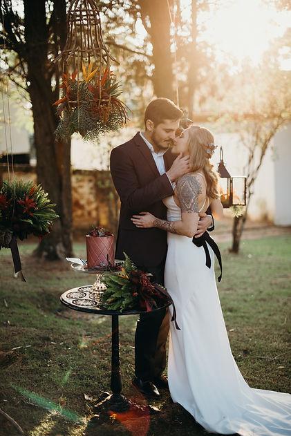 Elopement Wedding Rock Autentico Fazenda