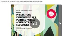AJ Projets & Formation dans les petits papiers des Ecossolies :)