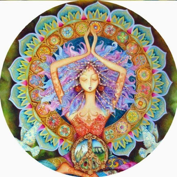 Cycle Eveil de la Sorcière : 4e soin - réconciliation avec le corps et les archétypes féminins