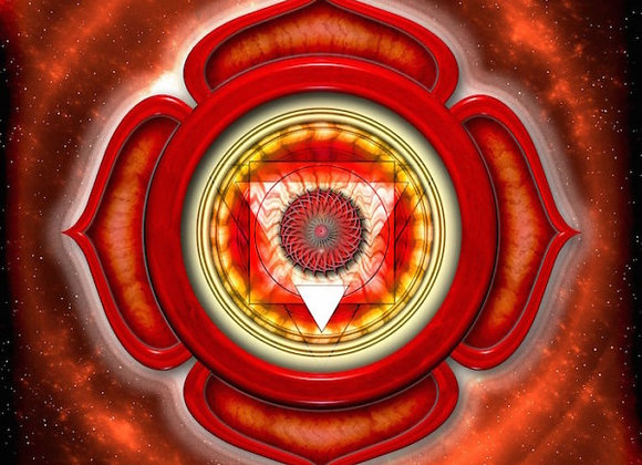 Muladhara - Chakra de base