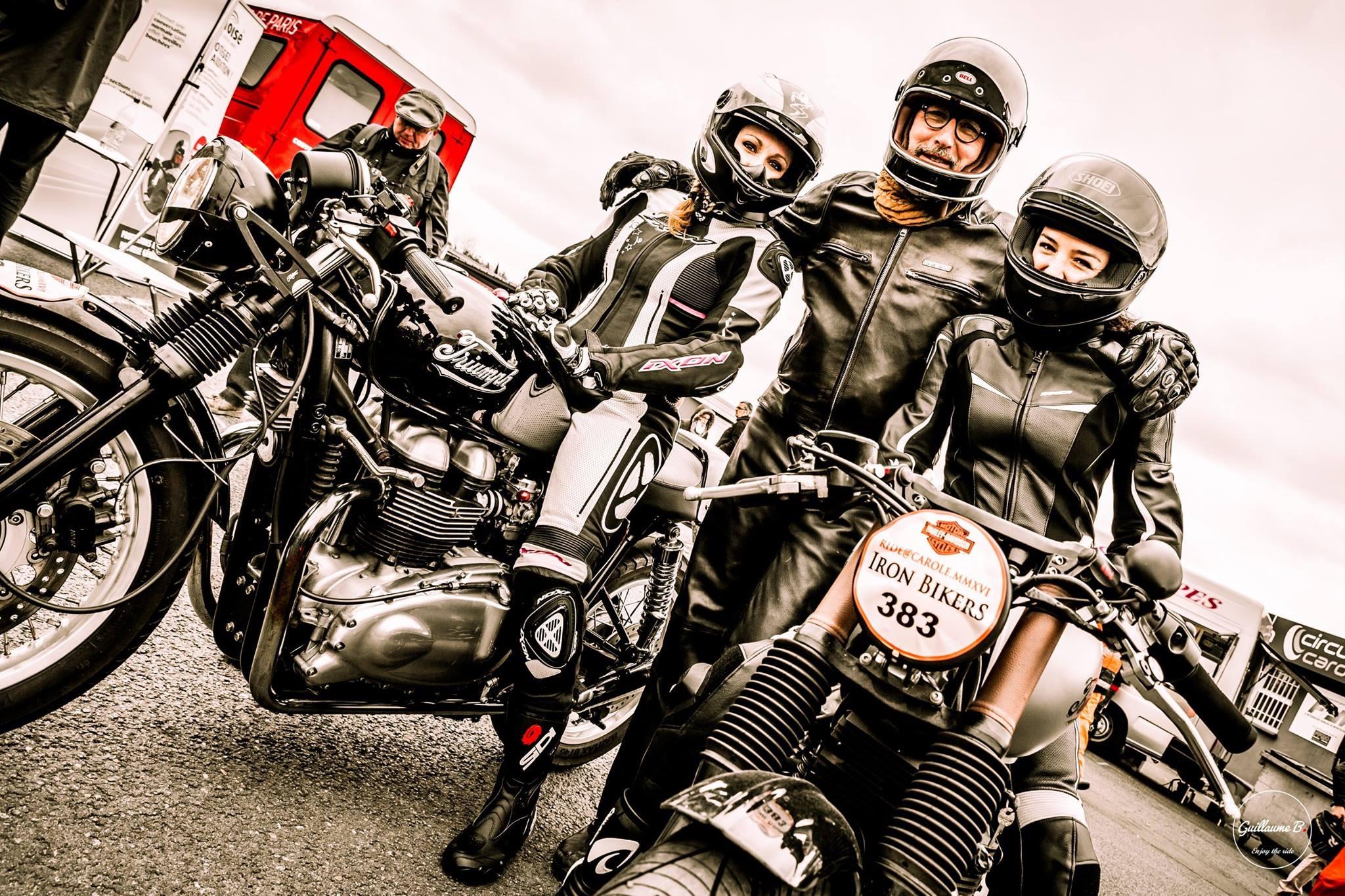 Iron Bikers - 2016