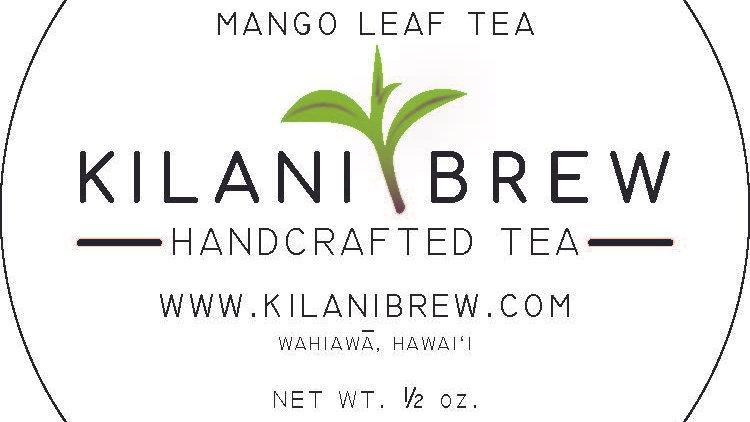 Mango Leaf Tea, Loose-leaf