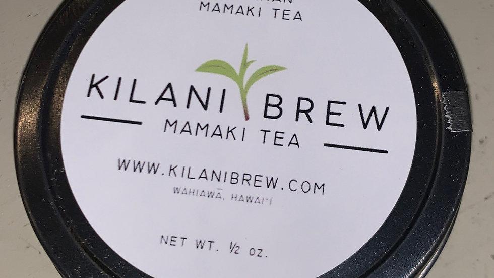 Hawaiian Mamaki Tea, loose-leaf