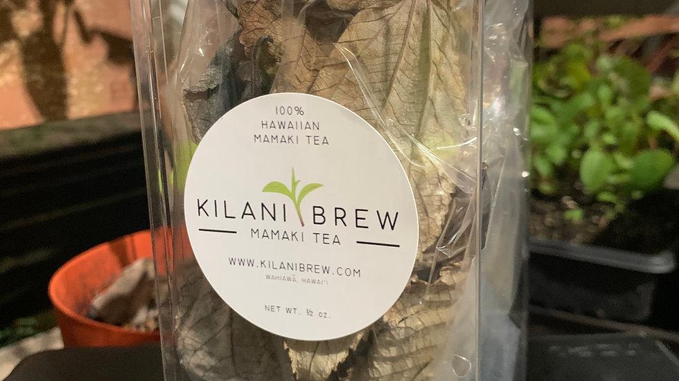 Hawaiian Mamaki Tea, Whole leaf