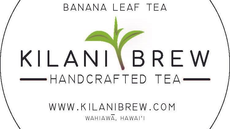 Banana Leaf Tea, Loose-leaf