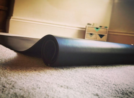 Just a Yoga Mat?