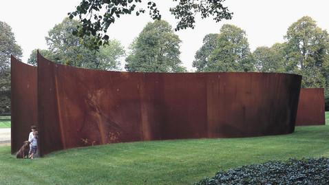 Richard Serra's 'Sidewinder'