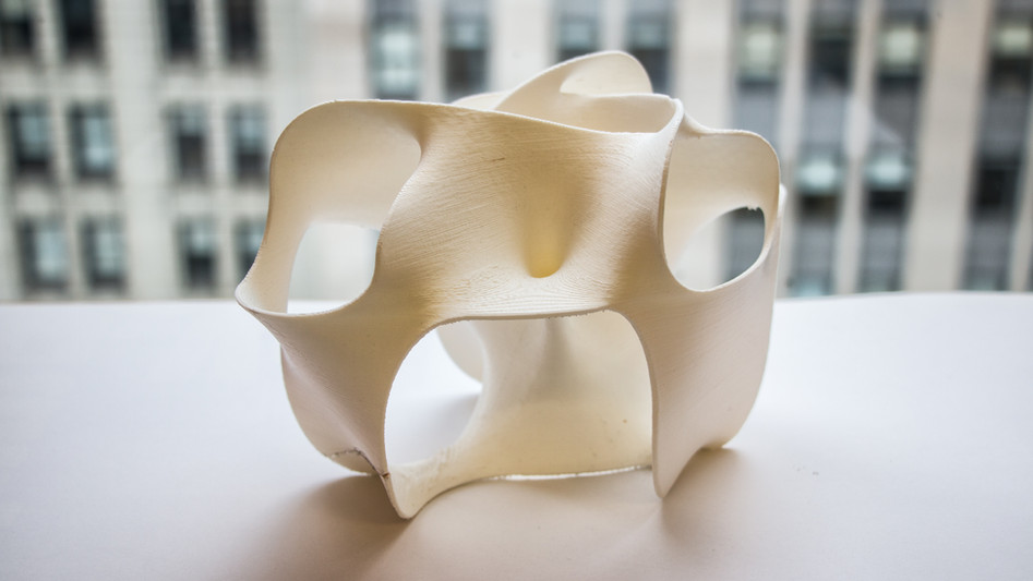 Manifold Surface Sculpture