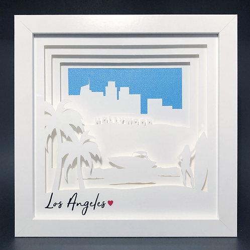 Los Angeles Shadowbox