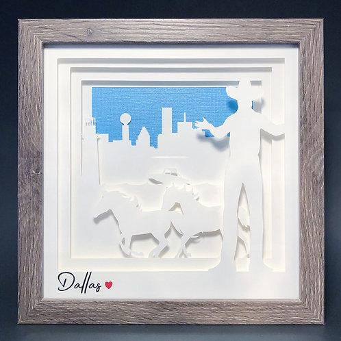 Dallas Shadowbox