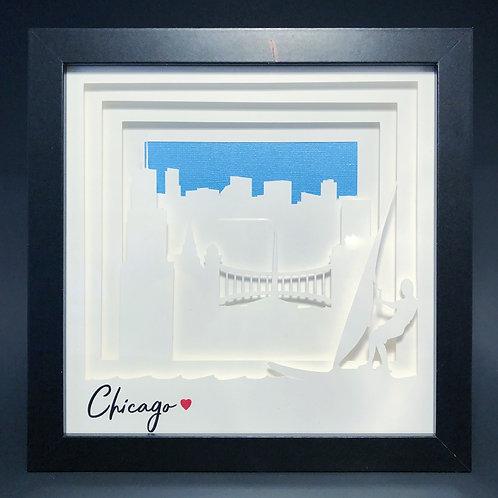 Chicago Shadowbox