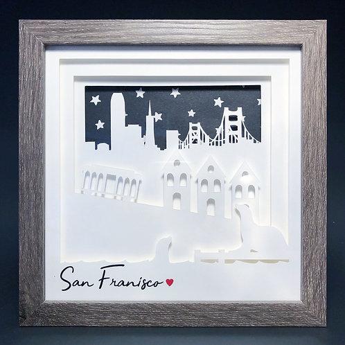 San Francisco Shadowbox